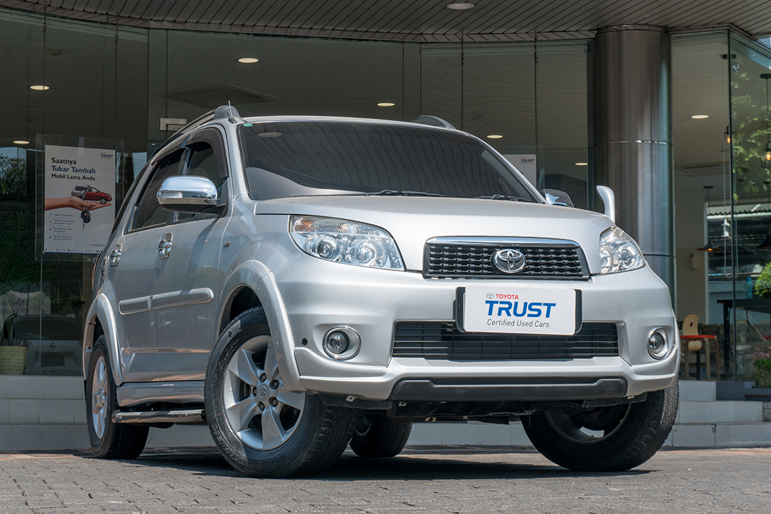 Extended Warranty For Used Cars >> Toyota Trust